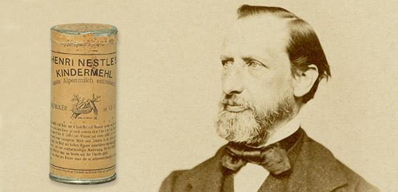 'Good Food, Good Life': Celebrating 150 years of Nestlé | Nestlé Global