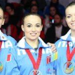 Battaglia, bronzo mondiale nel karate Ma la bergamasca voleva l'oro in Austria - Sport Osio Sopra