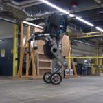 Arriva Handle, un robot da paura