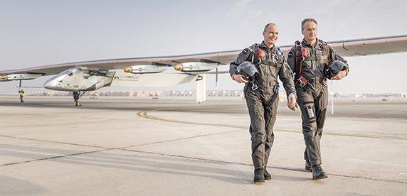 Nestlé Research partners with Solar Impulse