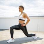 Esercizi per le gambe: 10 nuove variazioni di lunges