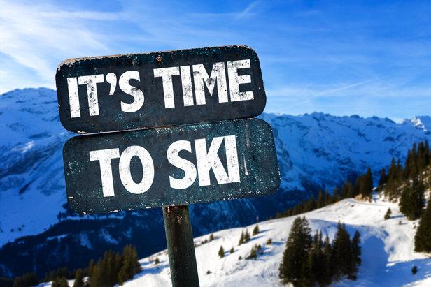 E' tempo di sci! - ©gustavofrazao - Fotolia.com