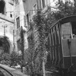 La funicolare di Bergamo compie 130 anni Aprì sotto la neve, era piena di gente - Bergamo città Bergamo
