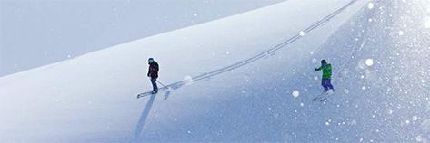 Sapere: valanghe – Guardia aerea svizzera di soccorso Rega – Numero d'allarme 1414
