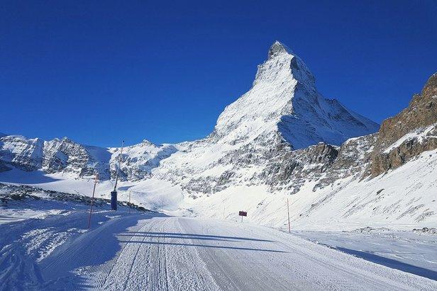 Zermatt, Matterhorn - ©Facebook Zermatt