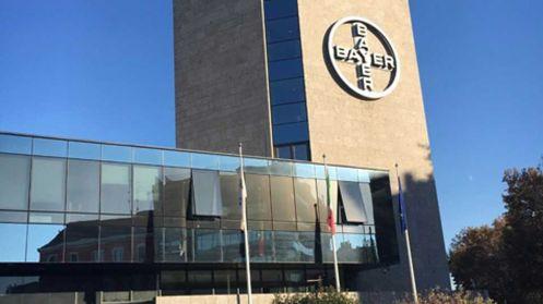 Il quartier generale di Bayer Italia a Milano